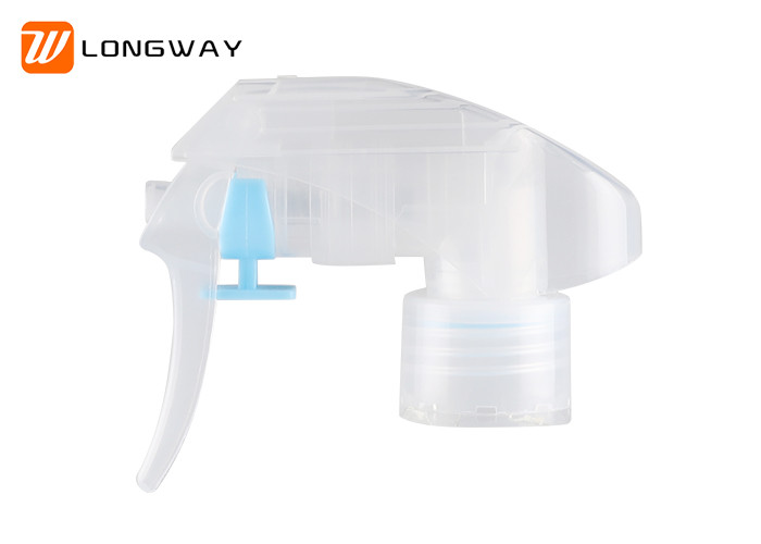 White Color Mini Trigger Sprayer OEM Service Available Wear Resistance